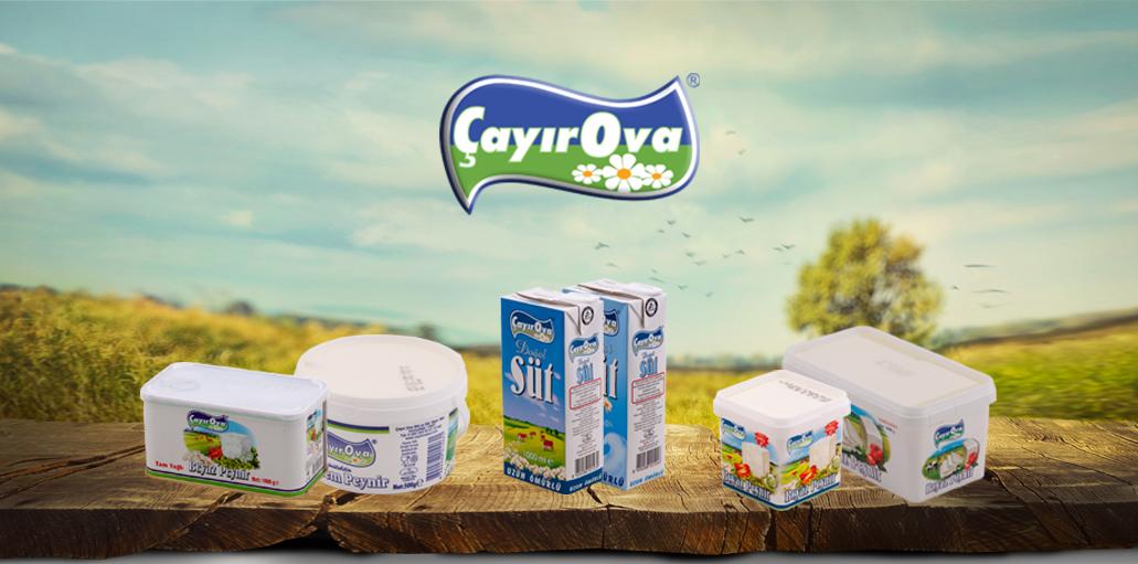 çayırova Süt Ve Süt ürünleri